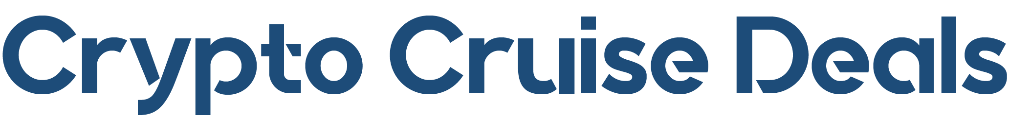 Crypto Cruise Deals